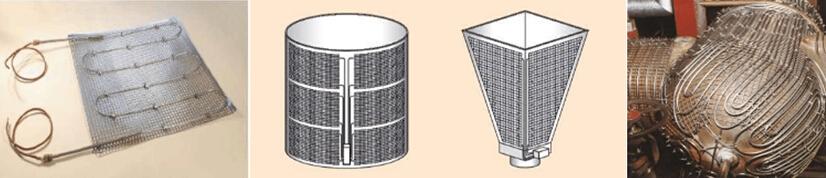 MI加热电缆在容器罐体上的运用