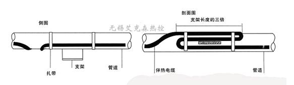 电wan999you戏电伴热带安装图