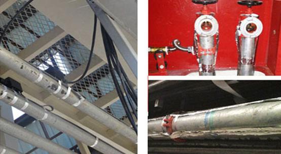 消防专用电热带